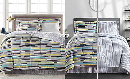 Cliffside 8 Piece Bedding Ensembles