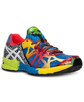 asics mens gel-noosa tri 9 running sneakers from finish line