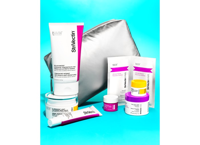 Receive a free 5-piece bonus gift with your $195 StriVectin purchase