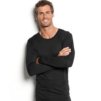 32 Degrees Mens Heat Base Layer Crew Neck Shirt