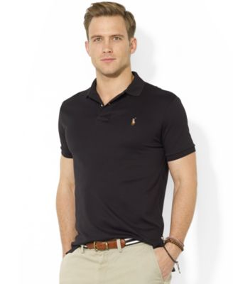 Polo Ralph Lauren Men\u0026#39;s Core Pima Soft-Touch Polo