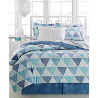 Fairfield Square Collection Blake 8-Pices Queen Bedding Ensemble