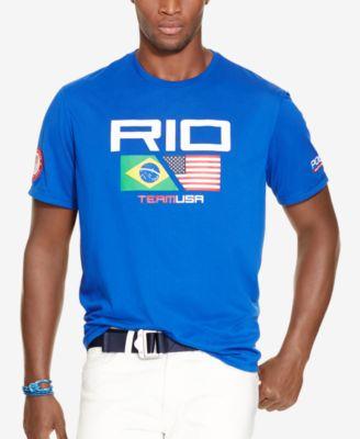Polo Ralph Lauren Team USA Graphic T-Shirt