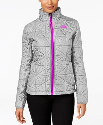 The North Face Quilted Jacket,...