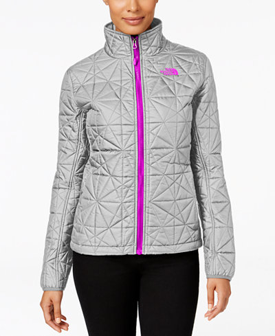 The North Face Tamburello Water-Repellent Quilted Jacket, Only at Macy`s