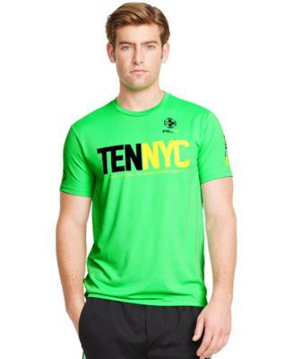 Polo Ralph Lauren US Open RLX Performance Jersey T-Shirt