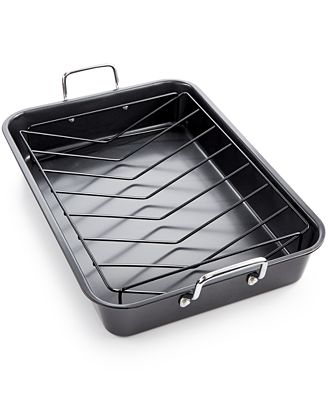 Tools of the Trade Nonstick Roaster & Rack, Only at Macy's