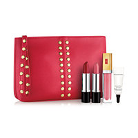 Elizabeth Arden 4-Piece Perfect Pout Holiday Lip Set + Free 4 City Smart Packettes