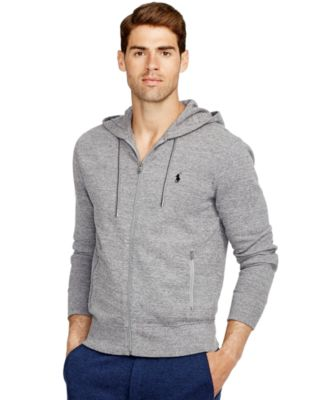 Polo Ralph Lauren French-Rib Full-Zip Hoodie