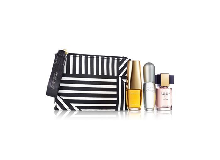 Receive a free 4-piece bonus gift with your $55 Estée Lauder purchase