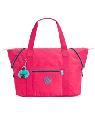 Image result for Kipling Art M Tote vibrant pink