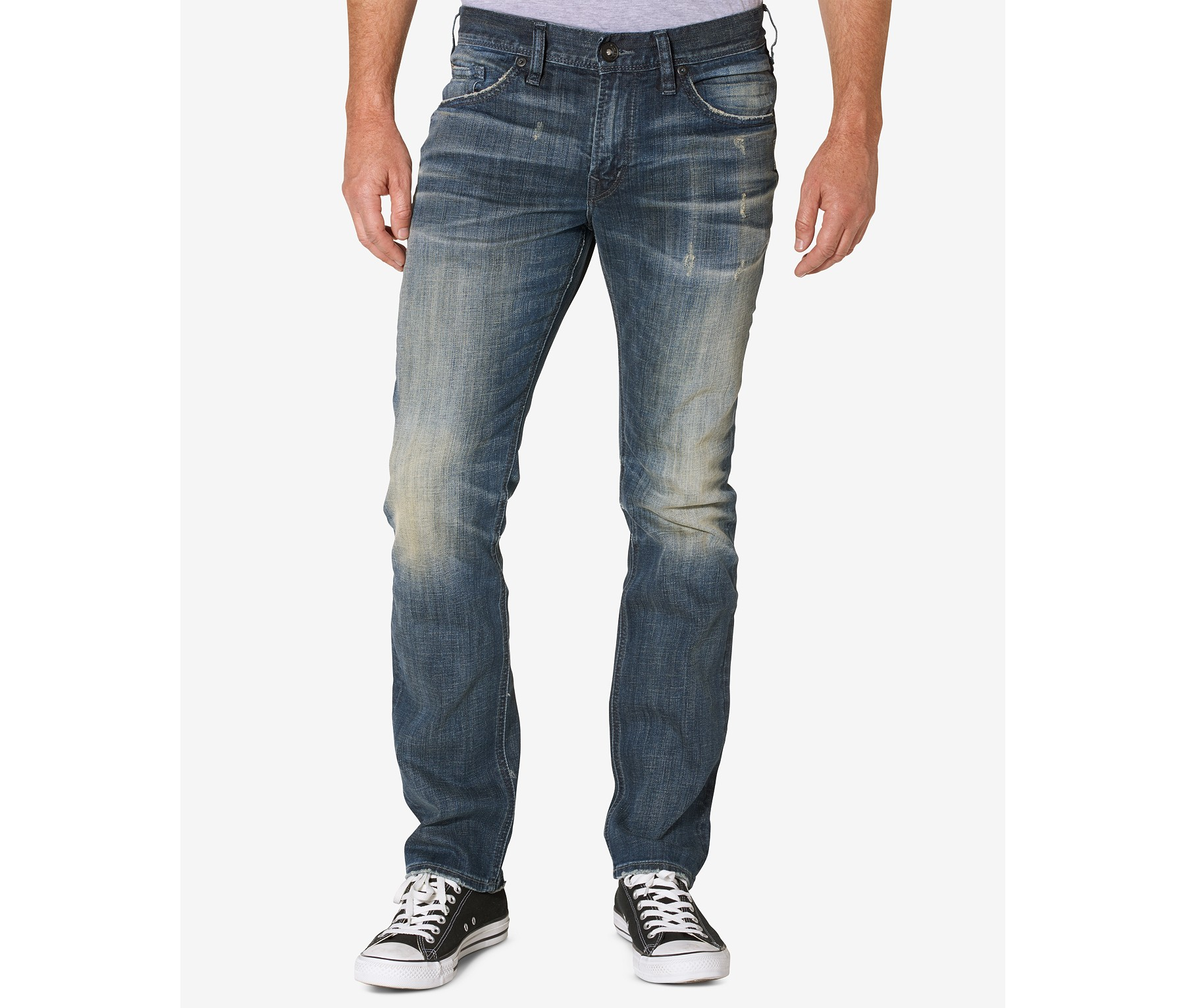Silver Jeans Co. Men's Konrad Slim-Fit Jeans cheap ...