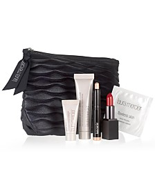 Receive a free 6-piece bonus gift with your $75 Laura Mercier purchase