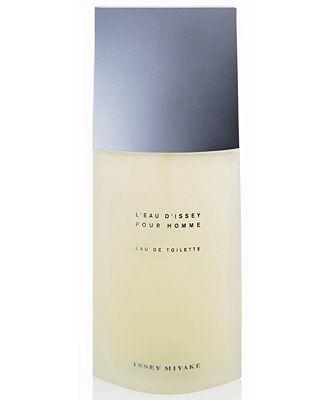 Issey Miyake L'Eau d'Issey Pour Homme Eau de Toilette Spray, 4.2 oz