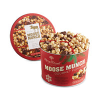 24oz. Harry & David Moose Munch Popcorn Tin