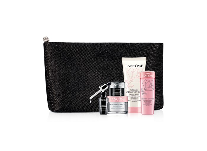 Receive a free 6-piece bonus gift with your $35 Lancôme purchase