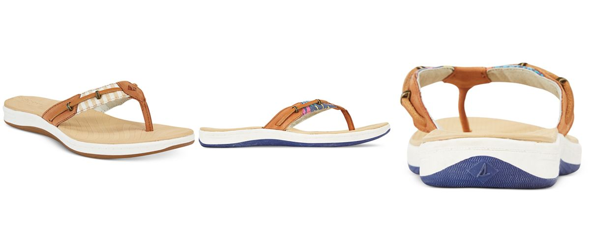 Sperry Women's Surf Flip Flops
