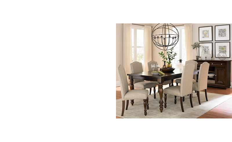 Main Picture Kelso 9 Pc Dining Set Table