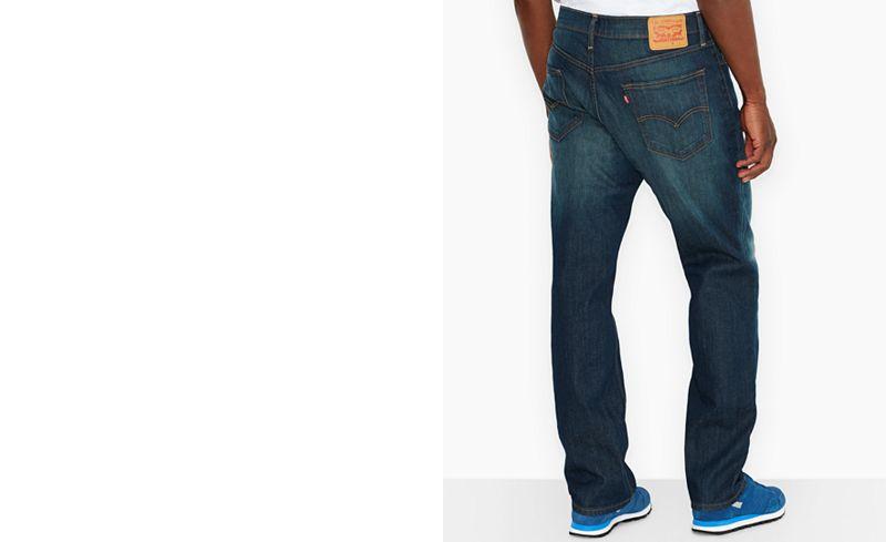 Levi's® 541™ Athletic Fit Jeans - Jeans - Men - Macy's