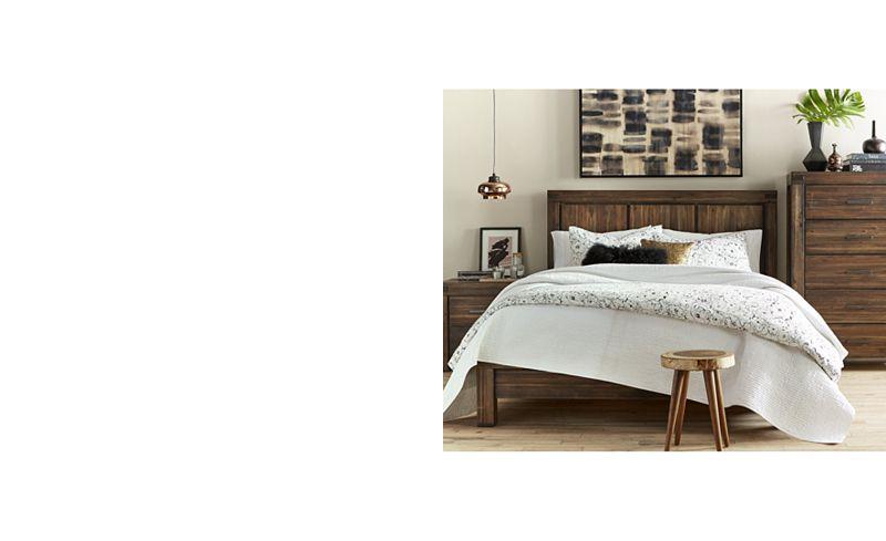 Avondale Queen 3-Pc. Bedroom Set (Bed, Nightstand & Dresser ...