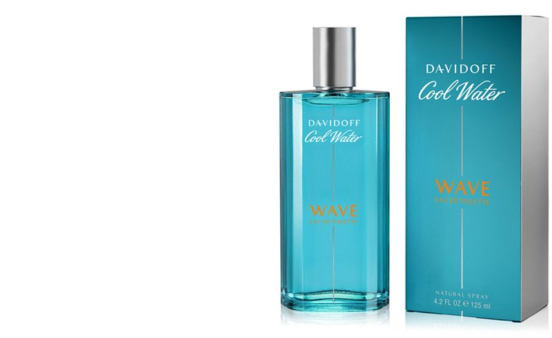 Davidoff Cool Water Wave Eau De Toilette 42 Oz Shop All Brands