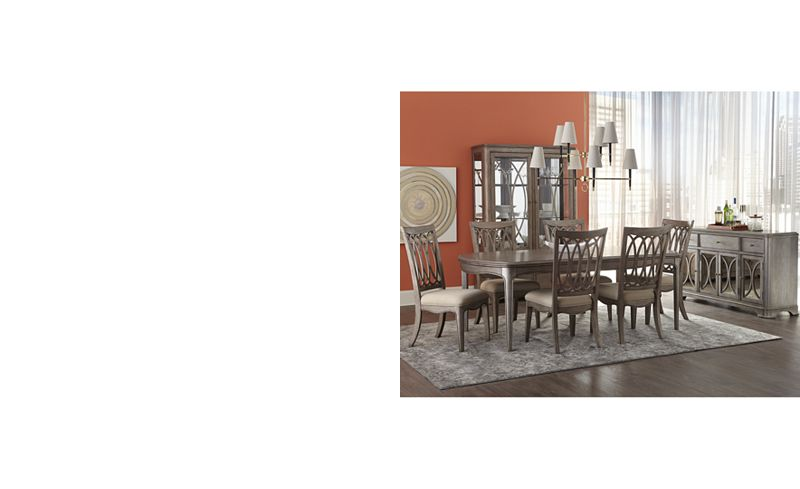 Kelly Ripa Home Hayley Dining Furniture Collection - Furniture ...