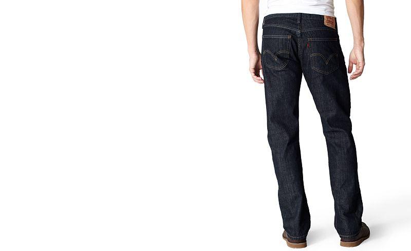Levi's Men's 514 Straight Fit Jeans - Jeans - Men - Macy's