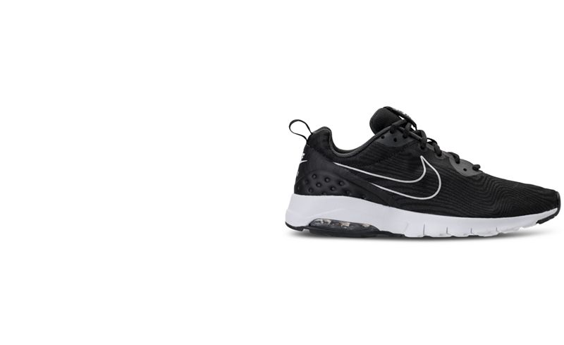 nike men s air max motion lw premium running sneakers from finish