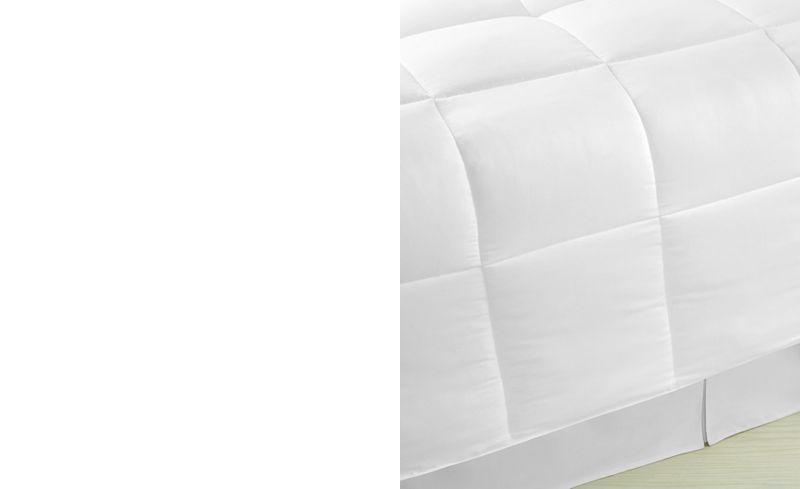 CLOSEOUT! Home Design Down Alternative Comforters, Hypoallergenic ...