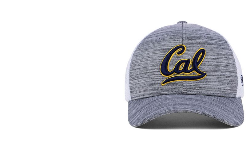 purchase cheap 09f3a 30d77 ... free shipping main picture. top of the world california golden bears  warmup adjustable cap 46818