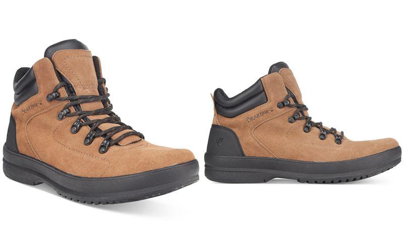 BEARPAW Mens Dominic Waterproof Boots (Multi Colors)