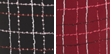 Stitched Grid Malbec