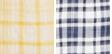 Heath Plaid- Yellow/white