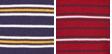 Navy/Yellow Stripe