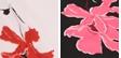 Shimmer Pink Flroral