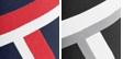Athletic Navy/ White/scarlet