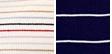 Ivory Rainbow Stripe
