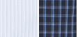 Allure Blue Stripe