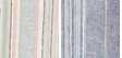 Coral Mint Stripe