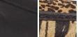 Black Nappa Black Croco Patent Leather