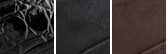 Black Patent Croco