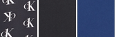 Staggered Logo Black