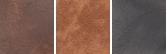 Brown Faux Leather/Faux Fur