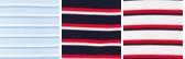 French Blue Stripes