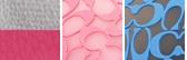 Chalk Logo/Confetti Pink