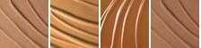 NW40 medium to dark skin: tan beige w/ rosy undertone (neutral-warm)