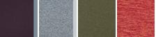 Kinetic Purple/Ash Gray
