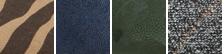 Tan/Chocolate Fabric