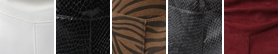 Brown Zebra Print