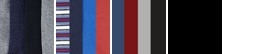 Stripe/Red/Blue Assorted